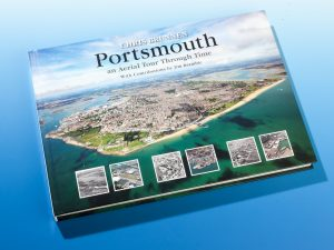 Portsmouth Aerial Tour Through Time Cover